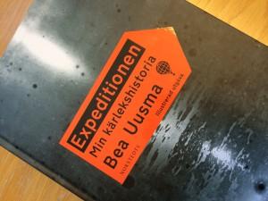 2014-04 Världsbokdagen - Bea Uusma